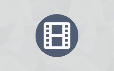 Sådan indsætter du videoklip på infoskærme