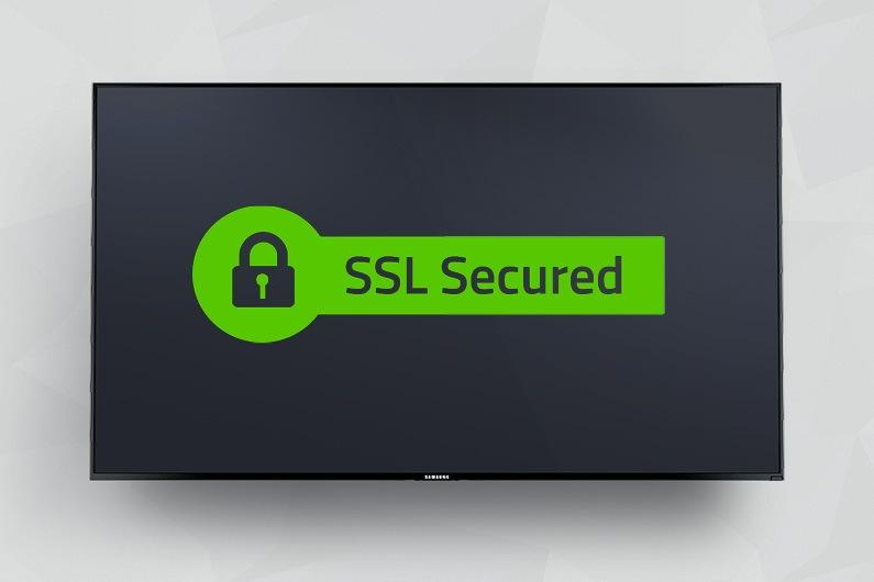 Screenpublisher overgår fra HTTP til HTTPS (SSL)