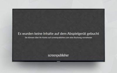 Skift sprog-output for apps på infoskærmen